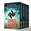 Colton Banyon Mysteries 4-7: Colton Banyon Mystery - Gerald J. Kubicki