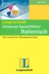 Langenscheidts Universal-Sprachführer, Italienisch -