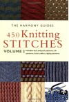 450 Knitting Stitches: Volume 2 (The Harmony Guides) - Collins & Brown, The Harmony Guides