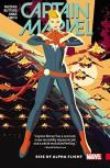 Captain Marvel Vol. 1: Rise of Alpha Flight - Tara Butters, Michele Fazekas