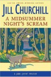 A Midsummer Night's Scream - Jill Churchill