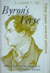 A Choice of Byron's Verse - Lord George Gordon Byron