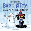 Bad Kitty Does Not Like Snow - Nick Bruel