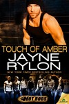 Touch of Amber (Hot Rods) - Jayne Rylon