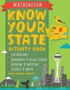 Know Your State Activity Book Washington - Megan Hansen Moench