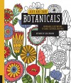 Just Add Color: Botanicals: 30 Original Illustrations To Color, Customize, and Hang - Lisa Congdon