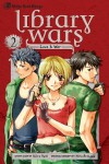 Library Wars: Love & War, Vol. 2 - Kiiro Yumi, Hiro Arikawa, Kinami Watabe