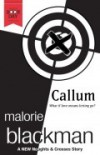 Callum (Noughts & Crosses, #1.6) - Malorie Blackman
