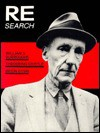 Re/Search: William S. Burroughs, Brion Gysin, Throbbing Gristle - V. Vale, Andrea Juno, Terry Wilson, Paul Mavrides