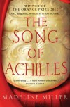 The Song of Achilles by Miller, Madeline (2012) Paperback - Madeline Miller
