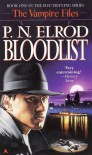 Bloodlist (Audio) - P.N. Elrod, Barrett Whitener