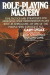 Role-Playing Mastery - Gary Gygax