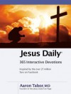 Jesus Daily: Inspired by the Over 25 Million Fans of the Jesus Daily Page - Aaron Tabor