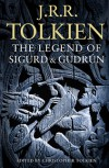 The Legend of Sigurd & Gudrún - J.R.R. Tolkien, J.R.R. Tolkien