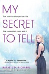 My Secret to Tell - Natalie Richards