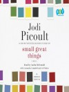 Small Great Things - Jodi Picoult, Audra McDonald