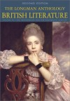 Longman Anthology of British Literature: The Restoration and the 18th Century - David Damrosch