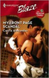 My Front Page Scandal - Carrie Alexander