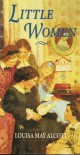 Little Women - color Louisa May (Jessie Willcox Smith