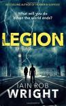 Legion: Volume 2 (Hell On Earth) by Iain Rob Wright (2016-06-02) - Iain Rob Wright
