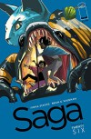 Saga #26 - Brian K. Vaughan, N/A