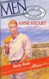 Rocky Road (Men Made In America 2 Series, #19) - Anne Stuart