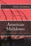 American Meltdown: Book Two of The Economic Collapse Chronicles - Mark Goodwin