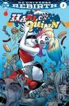 Harley Quinn (2016-) #2 - Chad Hardin, Amanda Conner, Jimmy Palmiotti