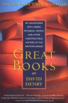 GREAT BOOKS - David Denby