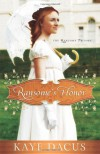 Ransome's Honor - Kaye Dacus