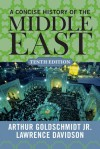 A Concise History of the Middle East - Arthur Goldschmidt Jr., Laurence Davidson