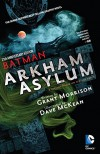 Batman Arkham Asylum 25th Anniversary - Grant Morrison, Dave McKean