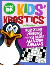 Puzzling Penguins -- And 49 More Amazing Animals (Kids' Krostics, Vol. 1) - Cynthia Morris