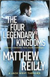 The Four Legendary Kingdoms - REILLY MATTHEW