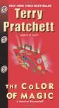 The Color of Magic: A Novel of Discworld - Terry Pratchett