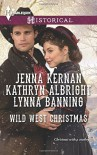 By Jenna Kernan Wild West Christmas: A Family for the RancherDance with a CowboyChristmas in Smoke River (Harlequi [Mass Market Paperback] - Jenna Kernan
