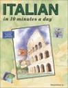 Italian in 10 Minutes a Day - Kristine K. Kershul
