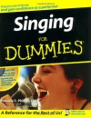 Singing for Dummies [With Audio CD] - Pamelia S. Phillips