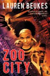 Zoo City - Lauren Beukes
