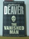 The Vanished Man (A Lincoln Rhyme Novel) - Jeffery Deaver