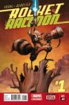 Rocket Raccoon #1 - Skottie Young, Jean-francis Beaulieu, Jeff Eckleberry