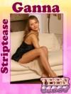Striptease with Ganna #4 - Teen Berry