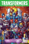 Transformers: Holiday Special #1 (Transformers: Robots In Disguise (2011-)) - Kotteri, Corin Howell, Mairghread Scott, Guido Guidi & Josh Burcham, Casey Coller, John Barber, James Lamar Roberts