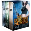 Death's Hand, the Darkest Gate, and Dark Union: The Descent Series, Books 1-3 - Red Iris Books, SM Reine, Saskia Maarleveld