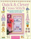 Quick & Clever Cross Stitch - Helen Philipps