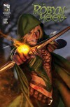 Grimm Fairy Tales: Robyn Hood (Grimm Fairy Tales Presents) - Patrick Shand