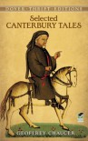 Selected Canterbury Tales (Dover Thrift Editions) - Geoffrey Chaucer, Candace Ward