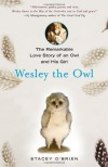 Wesley the Owl: The Remarkable Love Story of an Owl and His Girl - Stacey O'Brien