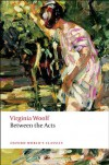 Between the Acts - Virginia Woolf, Frank Kermode