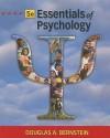 Essentials of Psychology, Reprint Edition - Douglas A. Bernstein